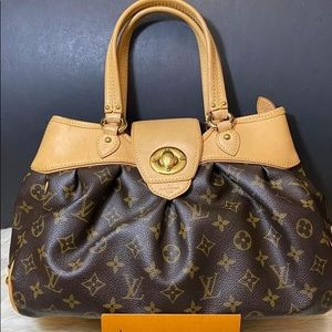 Louis Vuitton Monogram Boeshi PM Hand Bag